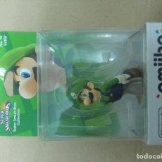 Nintendo Wii U: AMIIBO N 15 LUIGI SMASH BROS NINTENDO WII U NUEVO. Lote 139133558