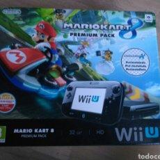 Nintendo Wii U: CONSOLA WII U 32 GB WIIU PREMIUM + MARIO KART 8 VERSIÓN PAL. Lote 138936202