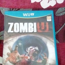 Nintendo Wii U: ZOMBI U WII U. Lote 139950045