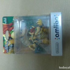 Nintendo Wii U: AMIIBO N 20 BOWSER SMASH BROS NINTENDO WII U NUEVO. Lote 146110570