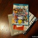 Nintendo Wii U: SUPER SMASH BROS FOR WII U PARA CONSOLA NINTENTO WII U. Lote 145634026