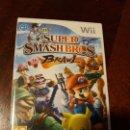 Nintendo Wii U: SUPER SMASH BROS. BRAWL PARA CONSOLA NINTENDO WII U. Lote 145634658
