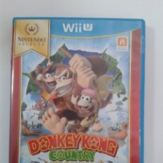 Nintendo Wii U: DONKEY KONG COUNTRY: TROPICAL FREEZE. NINTENDO WII U. Lote 146639866