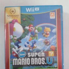 Nintendo Wii U: NEW SUPER MARIO BROS. U + LUIGI U. NINTENDO WII U. Lote 146658586