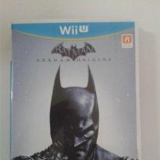 Nintendo Wii U: NINTENDO BATMAN ARKHAM ORIGINS WII U. NINTENDO WII U. Lote 146659350