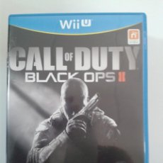 Nintendo Wii U: CALL OF DUTY: BLACK OPS II. NINTENDO WII U. Lote 213008196