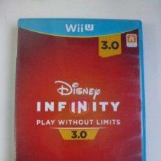 Nintendo Wii U: DISNEY INFINITY WII U (CONTIENE EL MANUAL). Lote 183643256