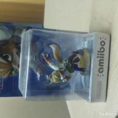Nintendo Wii U: AMIIBO SMASH BROS 6 FOX NEW , NUEVO NINTENDO WIIU 3DS. Lote 152559566