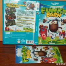 Nintendo Wii U: FUNKY BARN - JUEGO CONSOLA WII U. Lote 154134470
