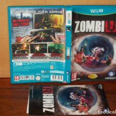 Nintendo Wii U: ZOMBI U - JUEGO CONSOLA WII U. Lote 154134562