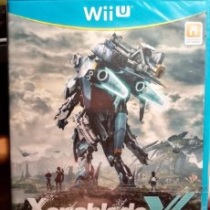 Nintendo Wii U: WII U XENOBLADE CHRONICLES NUEVO PRECINTADO PAL. Lote 154209470