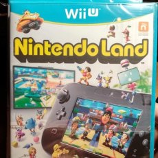 Nintendo Wii U: WII-U NINTENDO LAND WIIU NUEVO PRECINTADO PAL . Lote 154209754