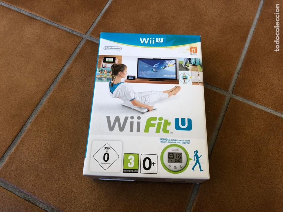 JUEGO WII FIT PARA WII U NUEVO CON FIT METER (Juguetes - Videojuegos y Consolas - Nintendo - Wii U)