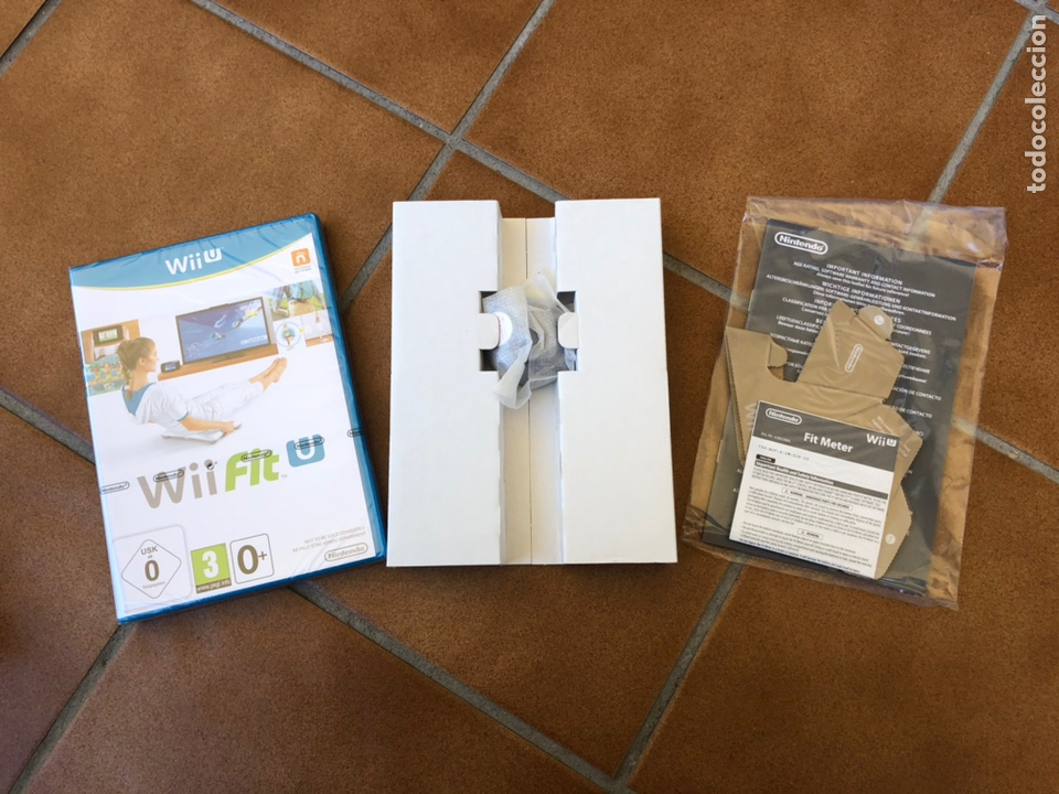 Nintendo Wii U: JUEGO WII FIT PARA WII U NUEVO CON FIT METER - Foto 3 - 154540933