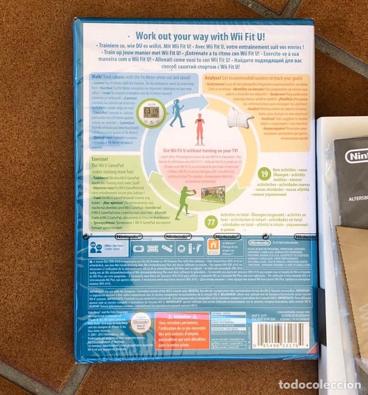 Nintendo Wii U: JUEGO WII FIT PARA WII U NUEVO CON FIT METER - Foto 6 - 154540933