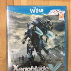 Nintendo Wii U: XENOBLADE CHRONICLES X WIIU. Lote 158287104