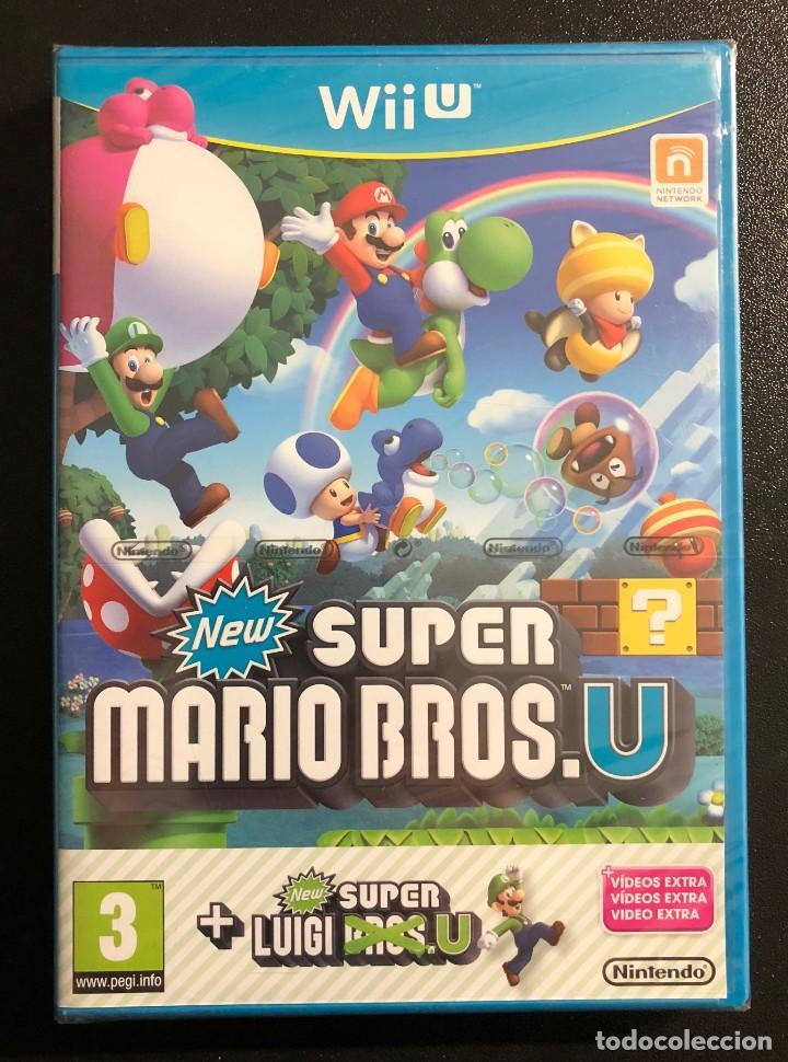 New Super Mario Bros U New Super Luigi U Wii Buy Video Games