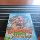 Nintendo Wii U: DONKEY KONG TROPICAL FREEZE WII U. Lote 159484264