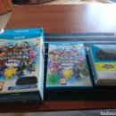 Nintendo Wii U: SUPER SMASH BROS WII U. Lote 159484878