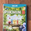 Nintendo Wii U: PIKMIN 3 WII U NINTENDO PAL ESPAÑA. Lote 159963928