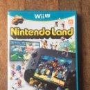 Nintendo Wii U: NINTENDOLAND WII U PAL ESPAÑA NINTENDO LAND. Lote 159964562