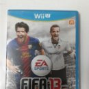 Nintendo Wii U: FIFA 13. WII U. Lote 160620102