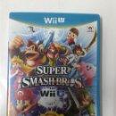 Nintendo Wii U: SUPER SMASH BROS. WII U. Lote 160621650
