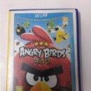 Nintendo Wii U: ANGRY BIRD TRILOGY. WII U. Lote 160630426
