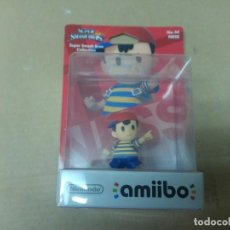 Nintendo Wii U: AMIIBO NESS 34 SMASH BROS NINTENDO WII U NUEVO. Lote 161858954