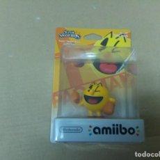 Nintendo Wii U: AMIIBO PAC-MAN PACMAN 35 SMASH BROS NINTENDO WII U NUEVO. Lote 161859042