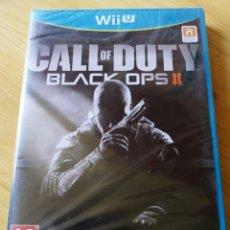 Nintendo Wii U: WII U - CALL OF DUTY: BLACK OPS II - NUEVO. Lote 206957957
