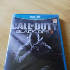 Nintendo Wii U: WII U - CALL OF DUTY: BLACK OPS II - NUEVO. Lote 162608274