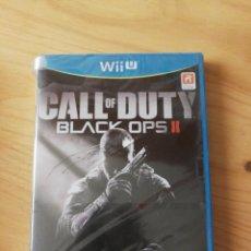 Nintendo Wii U: WII U - CALL OF DUTY BLACK OPS II - NUEVO. Lote 164234922