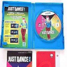 Nintendo Wii U: JUST DANCE 2015 WII U SIN USAR NUEVO. Lote 165041922