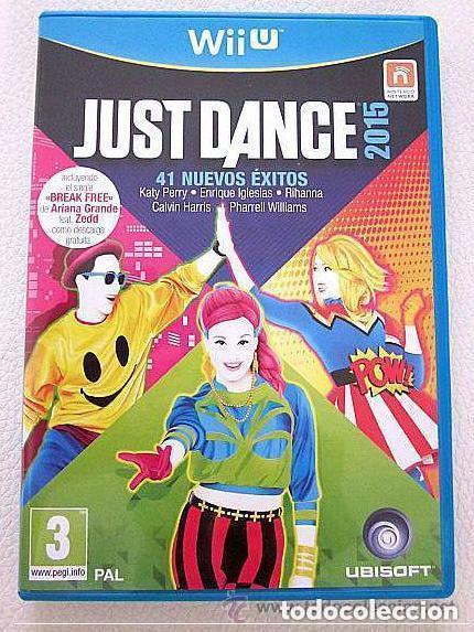 Nintendo Wii U: Just Dance 2015 Wii U Sin usar Nuevo - Foto 2 - 165041922