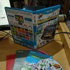 Nintendo Wii U: NINTENDOLAND, NINTENDO WII U - SEMINUEVO. Lote 165314758