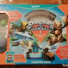 Nintendo Wii U: SKYLANDERS TRAP TEAM 2 WII U STARTER PACK.. Lote 165550826