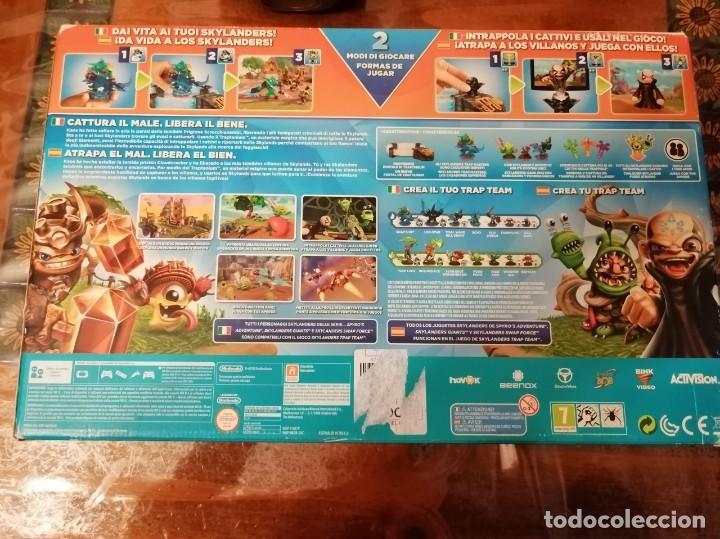 Nintendo Wii U: SKYLANDERS TRAP TEAM 2 WII U STARTER PACK. - Foto 2 - 165550826
