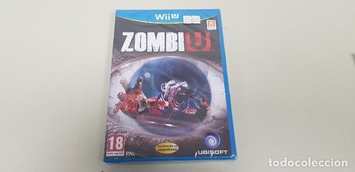 619- ZOMBI WIIU VERSION ESPAÑOLA NUEVO PRECINTADO (Juguetes - Videojuegos y Consolas - Nintendo - Wii U)