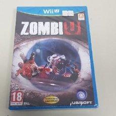 Nintendo Wii U: 619- ZOMBI WIIU VERSION ESPAÑOLA NUEVO PRECINTADO . Lote 167711368