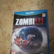 Nintendo Wii U: JUEGO ZOMBI U WII U. Lote 170571530