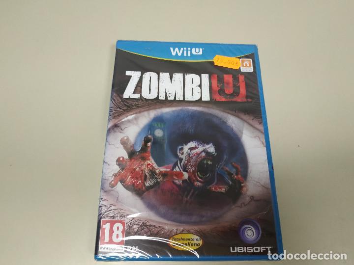 JJ-ZOMBIU NINTENDO WII U VERSION ESPAÑA NUEVO PRECINTADO (Juguetes - Videojuegos y Consolas - Nintendo - Wii U)