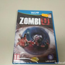 Nintendo Wii U: JJ-ZOMBIU NINTENDO WII U VERSION ESPAÑA NUEVO PRECINTADO. Lote 171588755