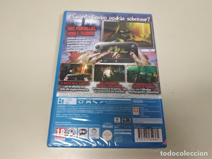 Nintendo Wii U: JJ-ZOMBIU NINTENDO WII U VERSION ESPAÑA NUEVO PRECINTADO - Foto 2 - 171588755