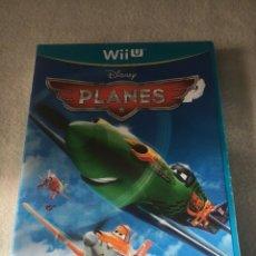 Nintendo Wii U: JUEGO NINTENDO WII U - DISNEY PLANES (AVIONES) - PRECINTADO PAL ESPAÑA. Lote 174274732