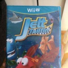 Nintendo Wii U: JUEGO NINTENDO WII U - JETT TAIFIN - PRECINTADO PAL ESPAÑA. Lote 174274784