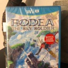 Nintendo Wii U: RODEA THE SKY SOLDIER PRECINTADO. Lote 175195523