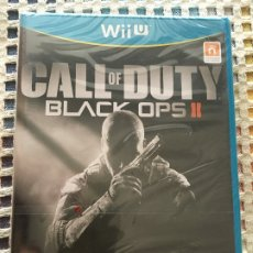 Nintendo Wii U: CALL OF DUTY BLACK OPS II COD BO 2 PRECINTADO NINTENDO WII-U WIIU KREATEN. Lote 212931391