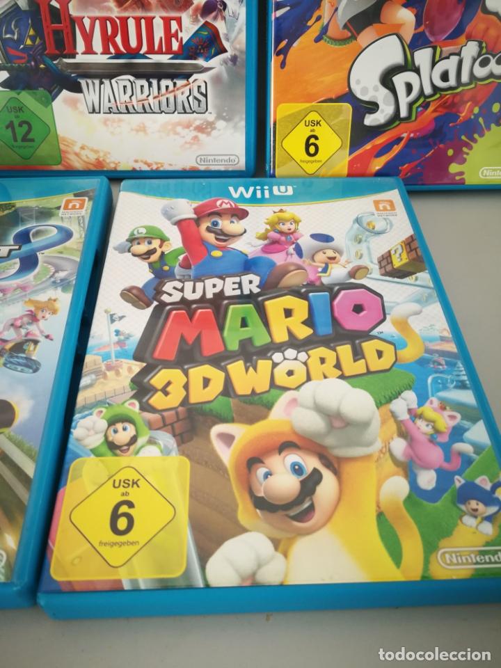 Nintendo Wii U: LOTE JUEGOS NINTENDO WII U WIIU MARIO ZELDA - Foto 6 - 177284692