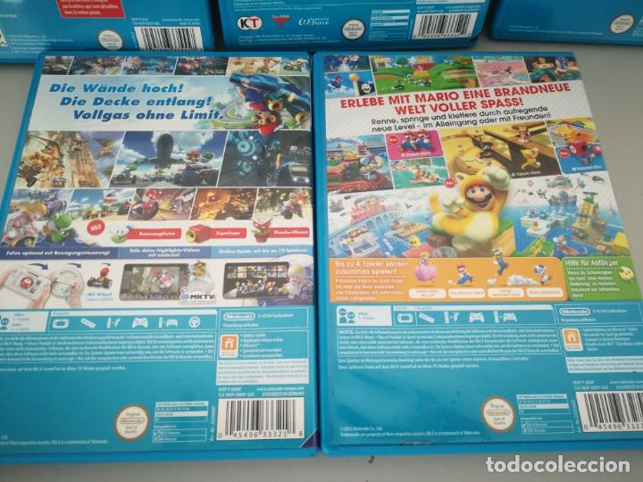 Nintendo Wii U: LOTE JUEGOS NINTENDO WII U WIIU MARIO ZELDA - Foto 10 - 177284692
